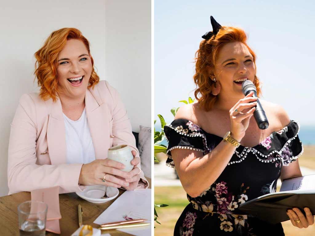 Nicole Penning Geelong Celebrant profile shot